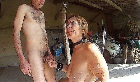 Ebony Hottie bekommt ihre haarige alte frauen porn tube Muschi geschlagen